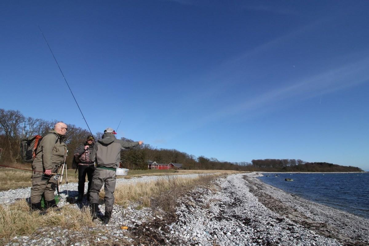 Angelurlaub in Dänemark an der Ostsee