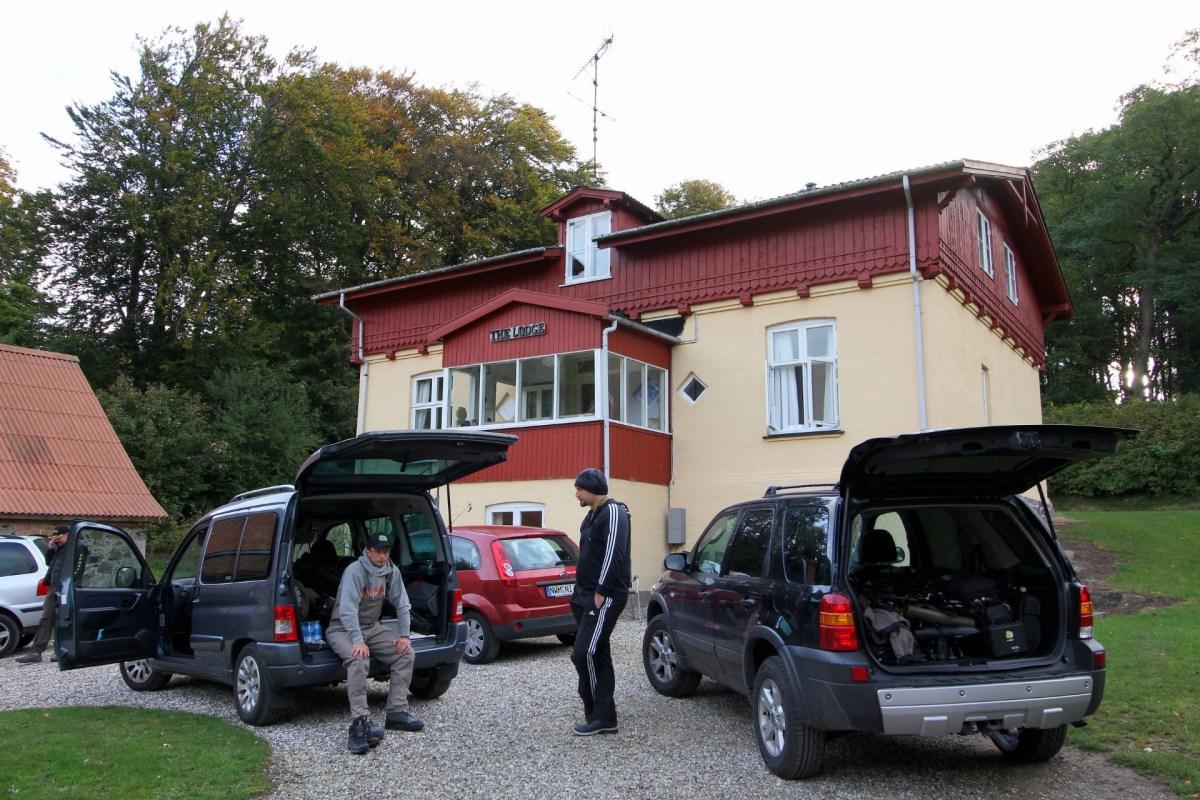 Ferienhaus in Dänemark für Angler