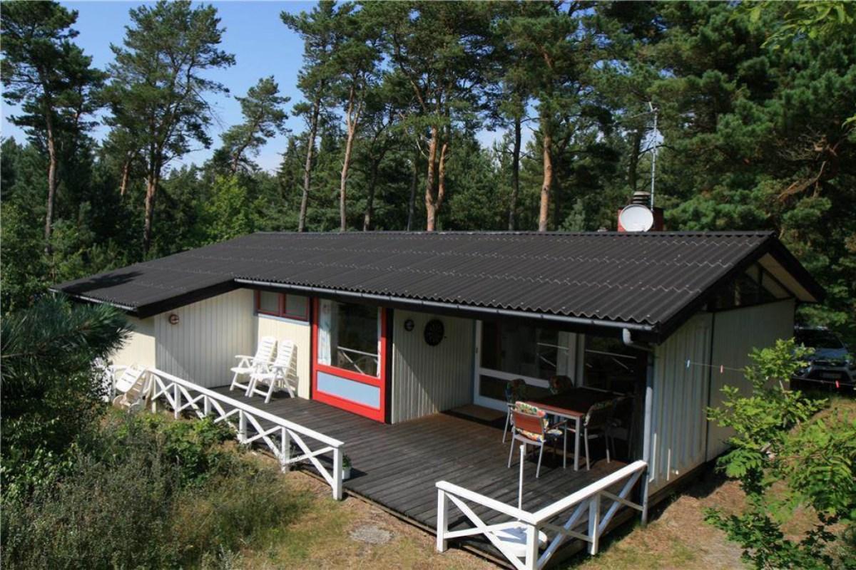 Ferienhaus zum Angeln auf Bornholm