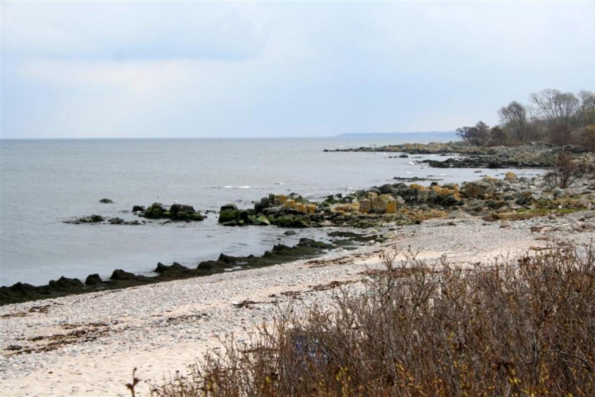 Nordküste von Bornholm