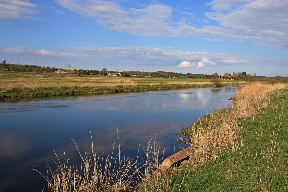 Die Gudenau bei Ulstrup