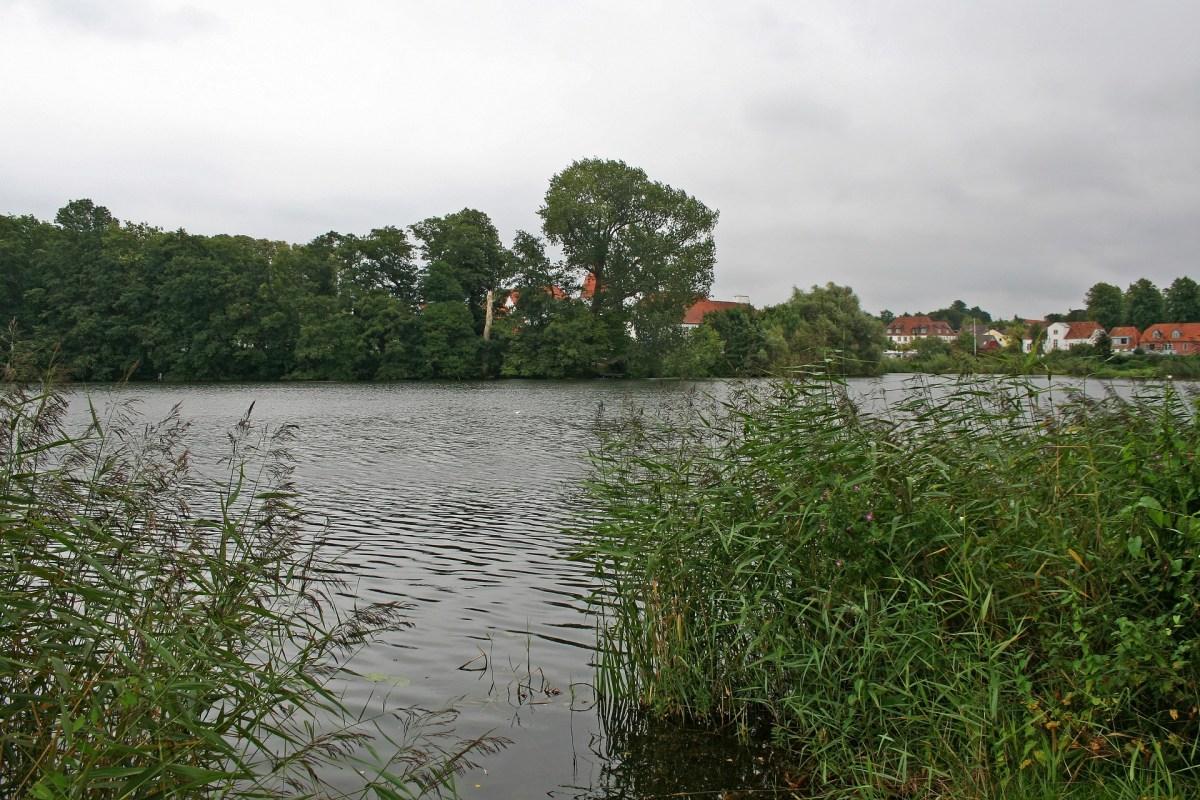 Angelgewässer Nordborg Sø auf der Insel Als