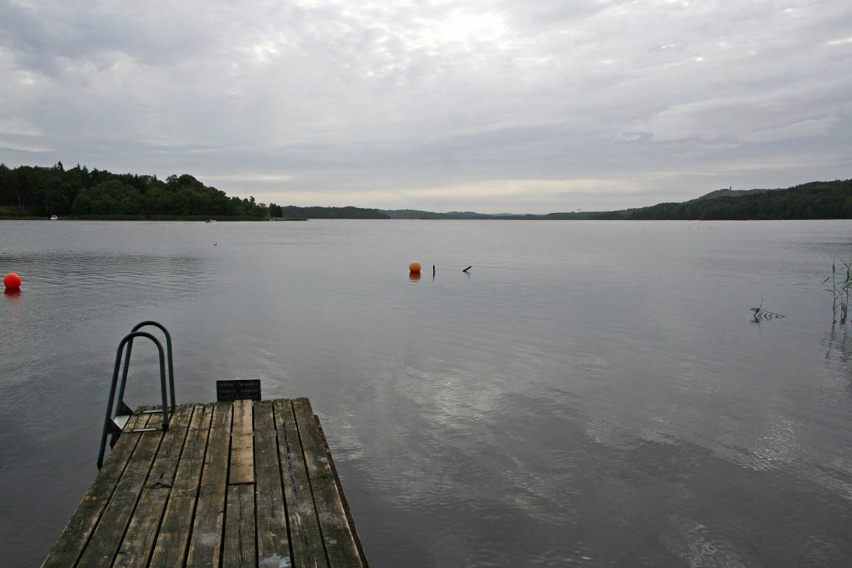 Der Julsø in der Silkeborger Seenplatte