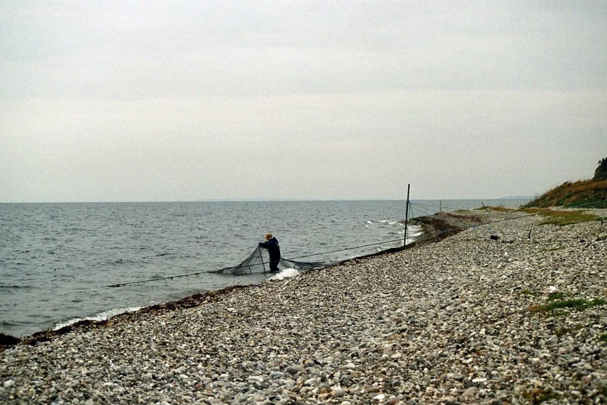 Angelplatz Balleskår auf Samsø