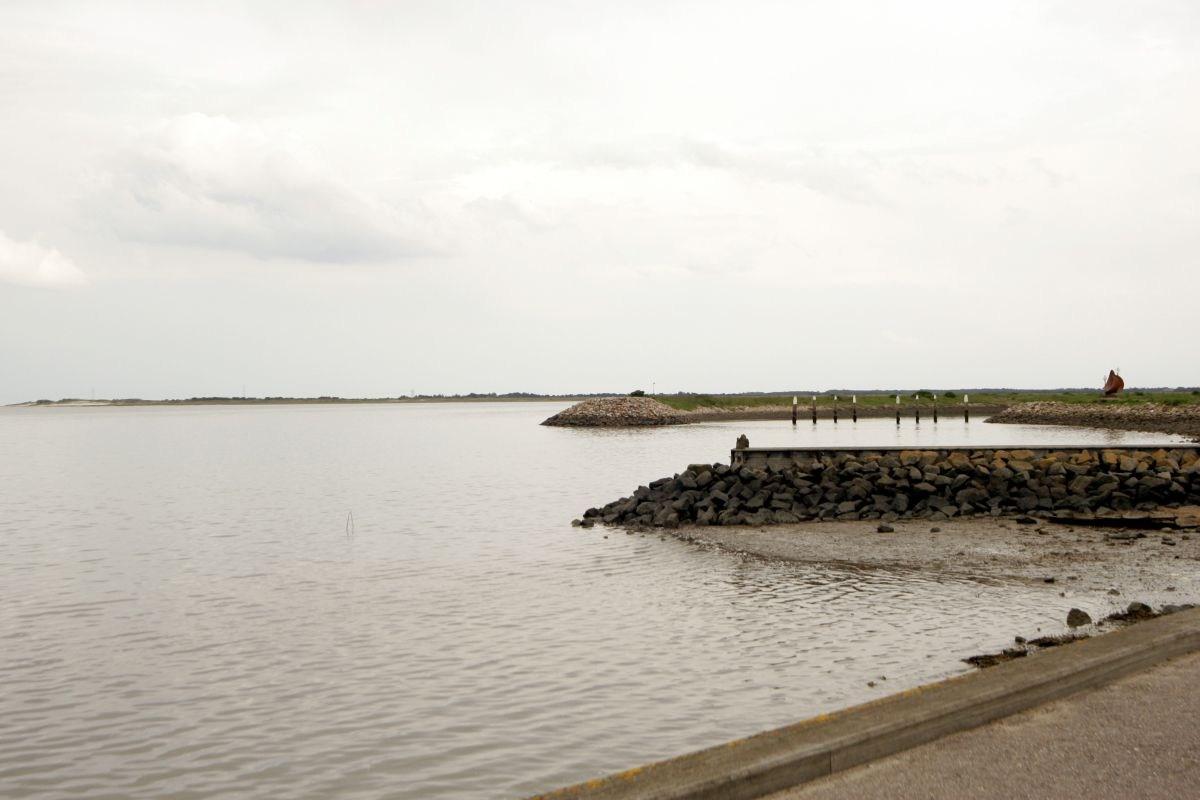Angelplatz Nordby Havn auf Fanø