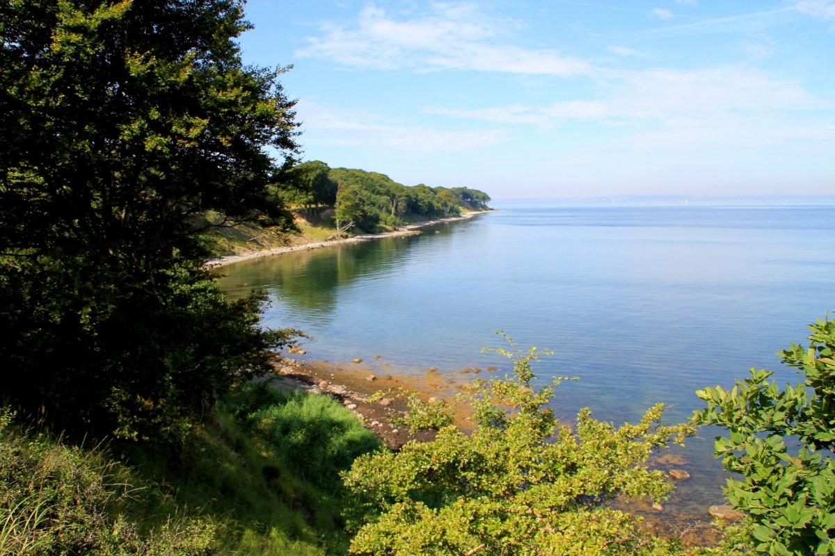 Angelplatz Udsigtspunkt auf der Insel Æbelø