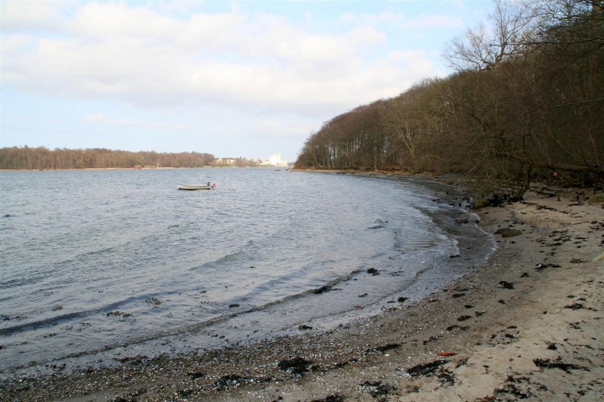 Angelplatz Madeskov auf der Insel Als