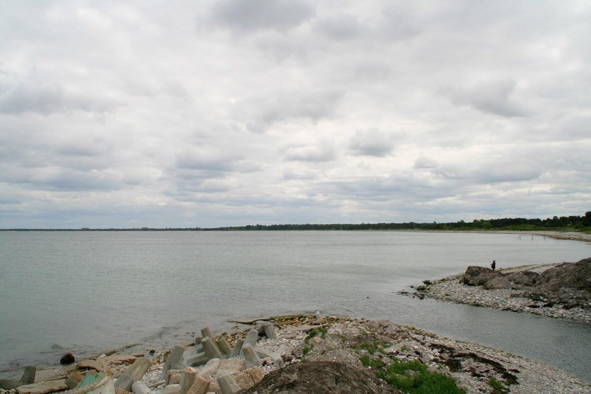 Angelplatz Klint Hafen auf Seeland