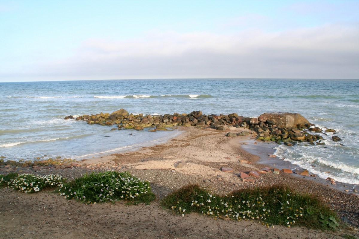 Angelplatz Harrerenden an der Jammer-Bucht