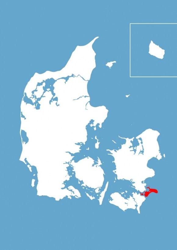 Angelregion Insel Møn