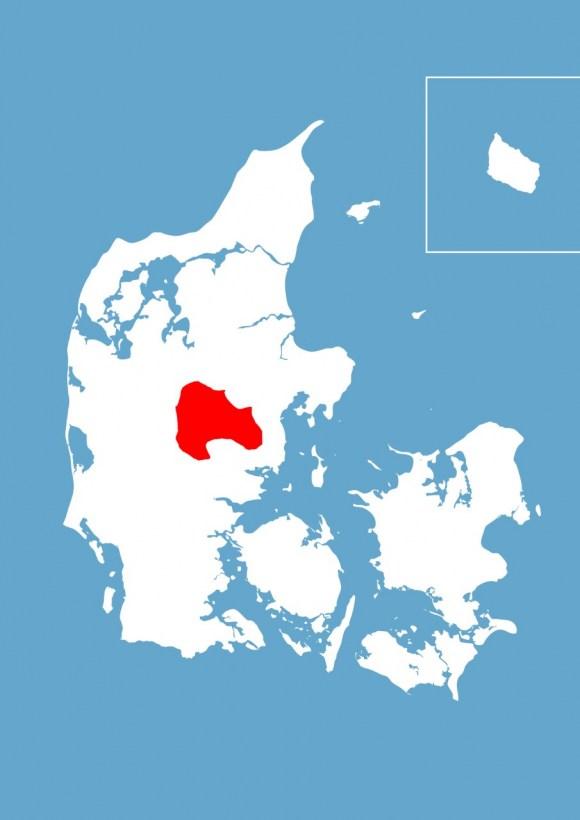 Angelregion Silkeborg und Skanderborg