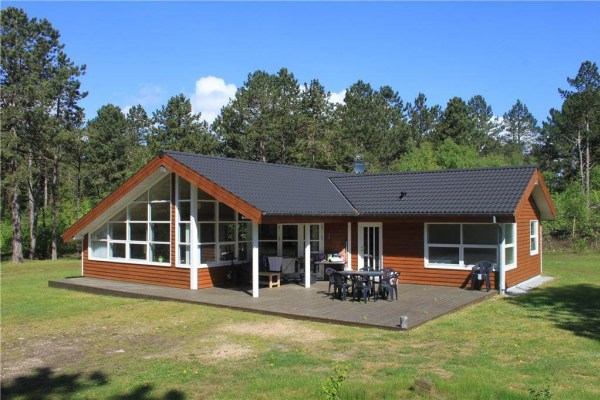 Ferienhaus zum Angeln am Limfjord