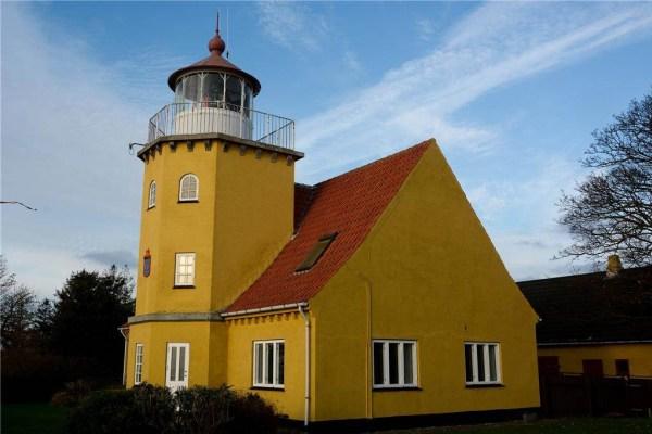 Ferienhaus für Angler auf Mön
