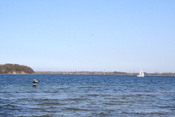 Meerforellenangeln im Kleinen Belt vor Gl. Ålbo