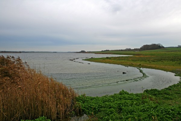Der Glenstrup Sø in Norddänemark