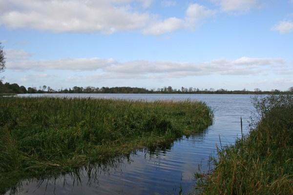 Der Karlsgårde Sø bei Varde