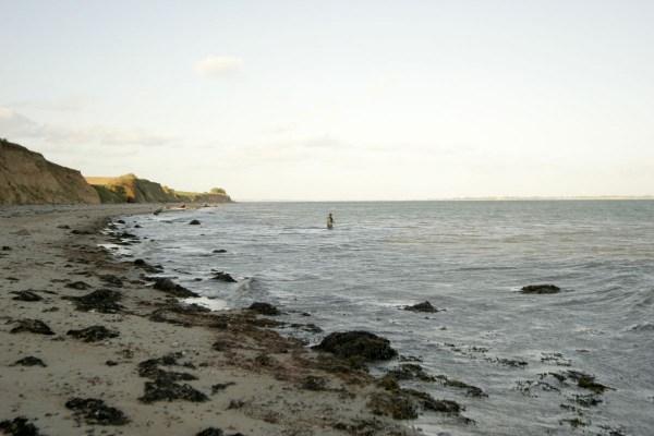 Angelplatz Smedegyden auf Lyø