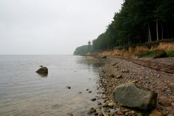 Angelplatz Skeldekobbel auf Halbinsel Broager