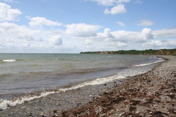 Angelplatz Å Strand auf Fünen