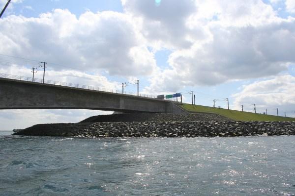 Angelplatz Mole Nyborg auf Fünen