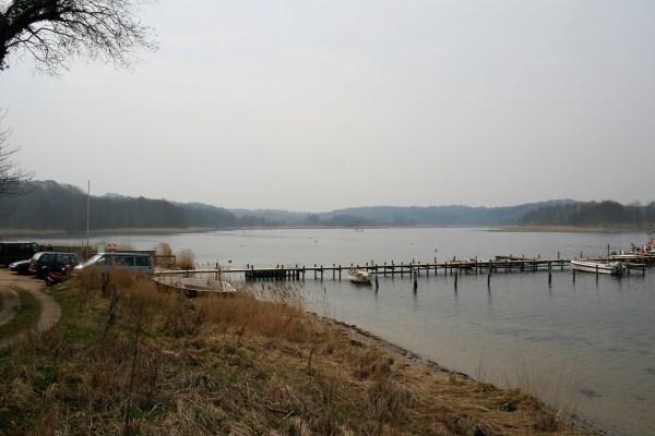 Angelplatz Dybvig Hoved in der Genner Bucht