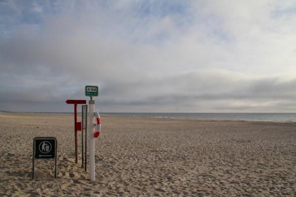 Angelplatz Henne Strand