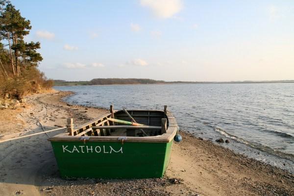 Angelplatz Katholm auf der Insel Als