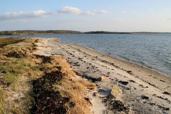 Angelplatz Sebbelev Mark auf der Insel Als
