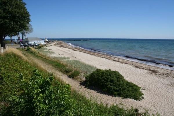 Angelplatz Strand Mommark auf Als
