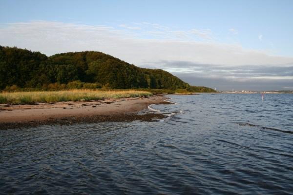 Angelplatz Løger Odde im Koldingfjord