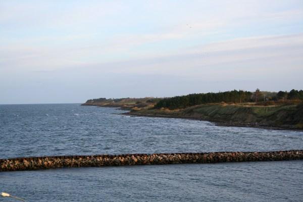 Angelplatz Kolby Kås auf Samsø