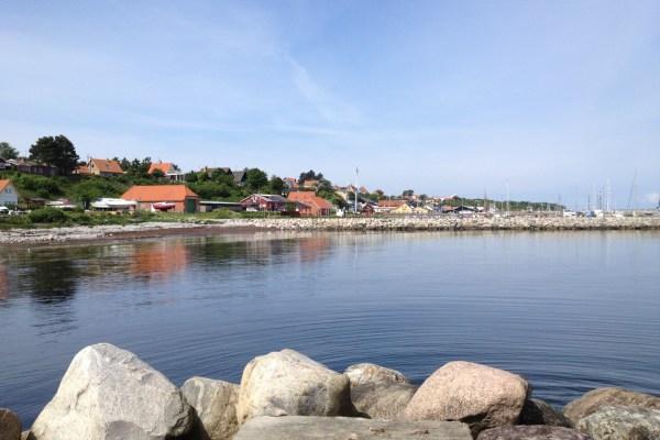Angelplatz Havnebyen auf Sjællands Odde