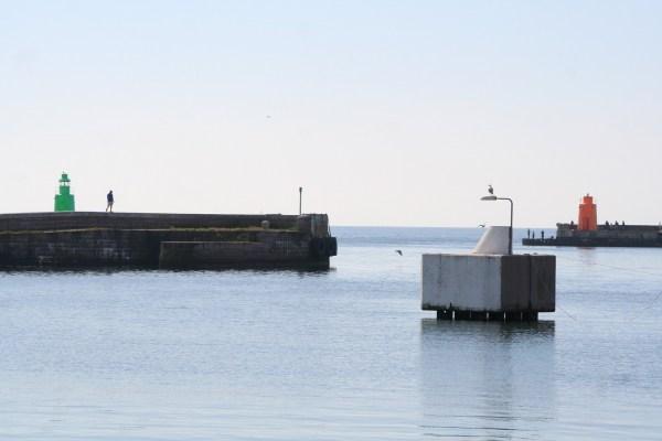 Angelplatz Skagen Hafen-Molen