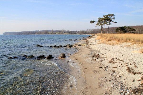 Insel Åls - Angelplatz Trillen