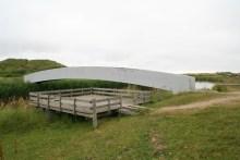 barrierefreier Angelplatz an der Uggerby Au
