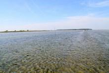 Wasserwanderung von Fünen nach Æbelø
