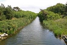 Der Sukkerkanalen auf Seeland