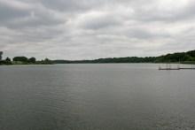 Der Nedersø bei den Jels Seen