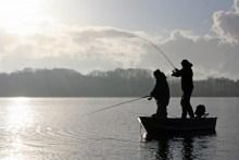 Hecht angeln im Maribo Søndersø auf Lolland