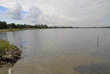 Uferangelplatz am Stege Nor auf Møn