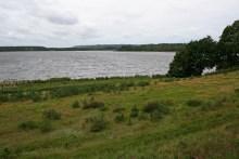 Der Gudensø in der Silkeborger Seenplatte