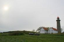 Leuchtturm Fornæs Fyr