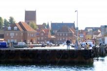 Angelplatz Stubbekøbing Havn auf Falster