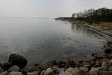 Angelplatz Skelde Mark auf Halbinsel Broager