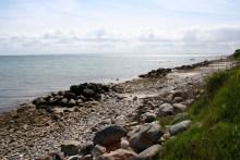 Angelplatz Helnæs Strand auf Fünen