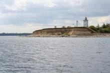 Angelplatz Leuchtturm Knudshoved auf Fünen