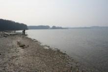 Angelplatz Sandskær in der Genner Bucht