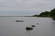 Angelplatz Stevelt im Haderslev Fjord
