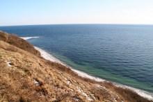 Angelplatz Lushage auf der Halbinsel Helgenæs
