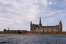 Angelplatz Schloss Kronborg bei Helsingør